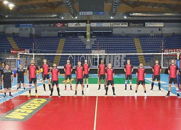 ルーベ・チヴィタノーヴァ,イタリア・セリエAバレーボールチーム,Palasport Eurosuole Forum