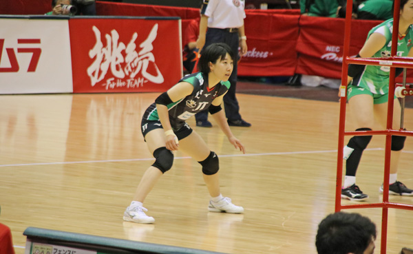 小幡真子,Vリーグ女子バレー,JTマーヴェラス