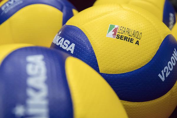 ©LegaPallavolo(SerieA Volleyball)