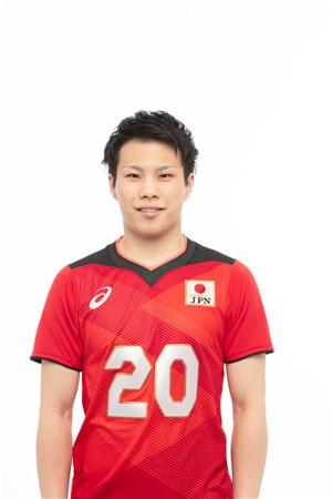 山本智大/やまもとともひろ、バレーボール日本代表選手(東京オリンピック2020-2021代表)