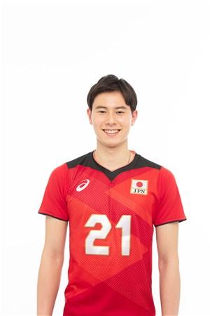 高橋藍/たかはしらん、バレーボール日本代表選手(東京オリンピック2020-2021代表)