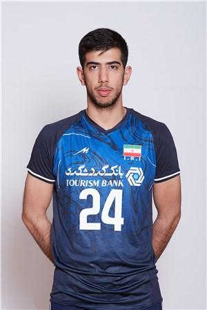 24ジャバード・カリミスチェルマーイー/Javad Karimisouchelmaei、バレーボールイラン代表選手(東京オリンピック2020-2021出場)