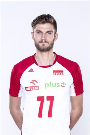 77カロル・クウォス/Karol Klos、バレーボールポーランド代表選手(東京オリンピック2020-2021出場)