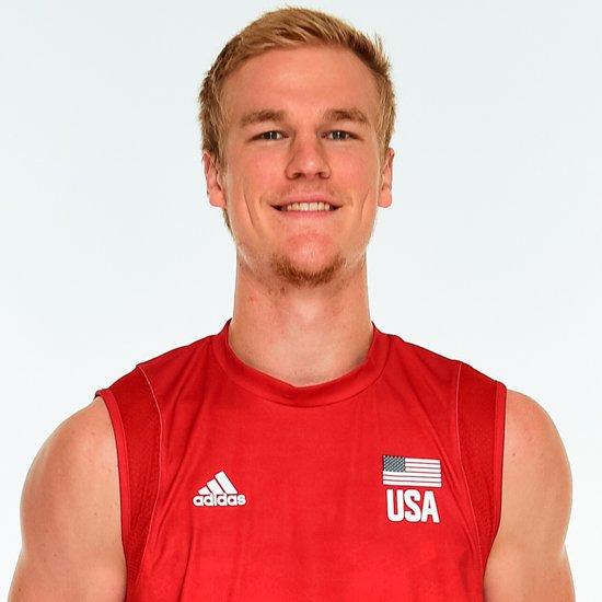 カイル・エンシング、バレーボールアメリカUSA代表男子選手