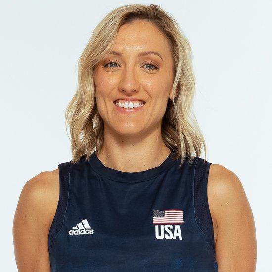 ジョーダン ラーソン、バレーボールアメリカUSA代表女子選手