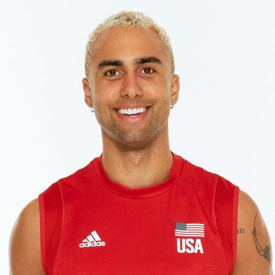 ベンジャミン・パッチ、バレーボールアメリカUSA代表男子選手