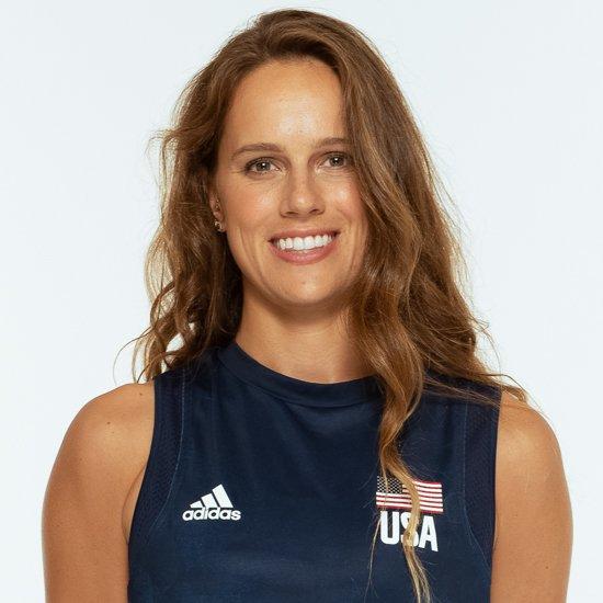 ケルシー・ロビンソン、バレーボールアメリカUSA代表女子選手