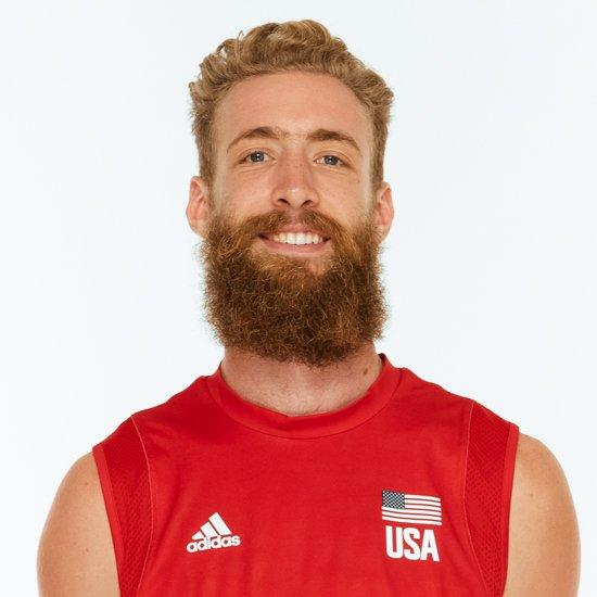 ミッチェル・スタール、バレーボールアメリカUSA代表男子選手
