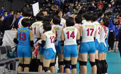 春高バレー女子,共栄学園高校/東京代表