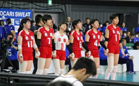 春高バレー女子,東九州龍谷高校/大分代表