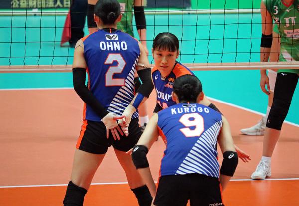 女子バレーボール,石川真佑選手,東レアローズ