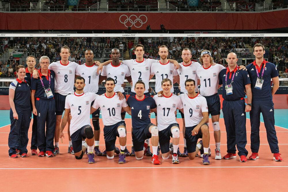 イギリス,2012年ロンドンオリンピック,バレーボール