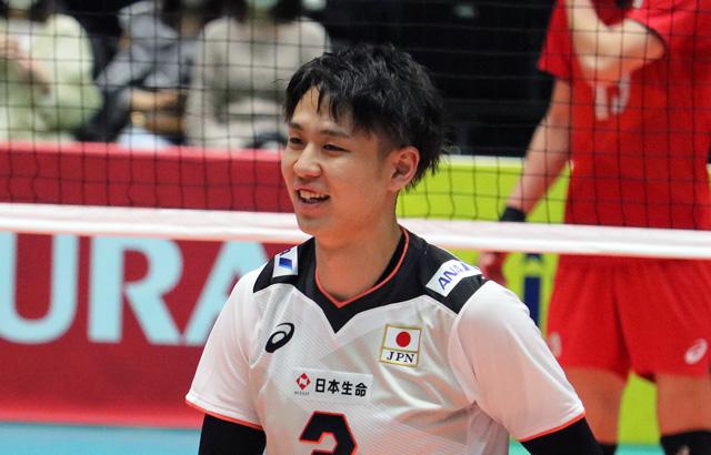 バレーボール選手、小野寺太志、おのでらたいし