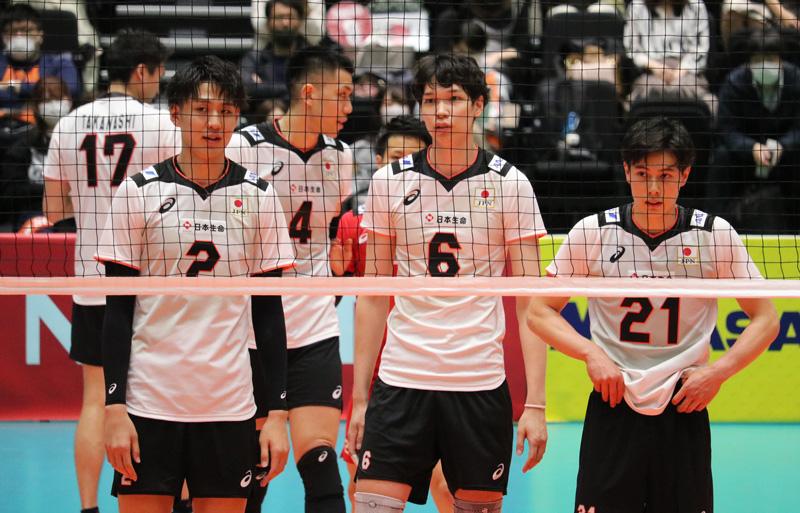 バレーボール全日本代表