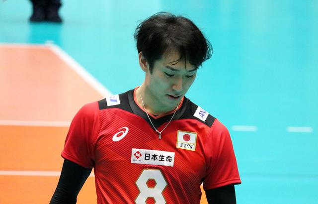 バレーボール選手、柳田将洋、やなぎだまさひろ