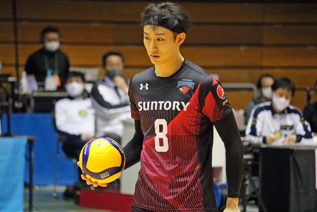 バレーボール選手,柳田将洋(やなぎだまさひろ)